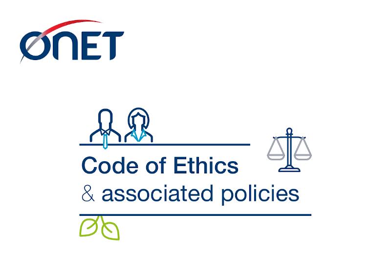 Onet Code of ethics