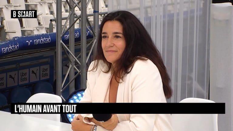 Interview Emilie de Lombares - Forum des entrepreneurs